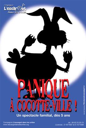 L'escargot dans les orties - Panique à Cocotte-Ville !