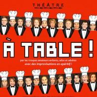 A table ! : retour sur la première