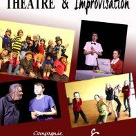 Reprise des ateliers théâtre et improvisation à partir du 12 septembre !