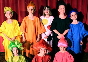 Théâtre 6-10 ans - L'escargot dans les orties